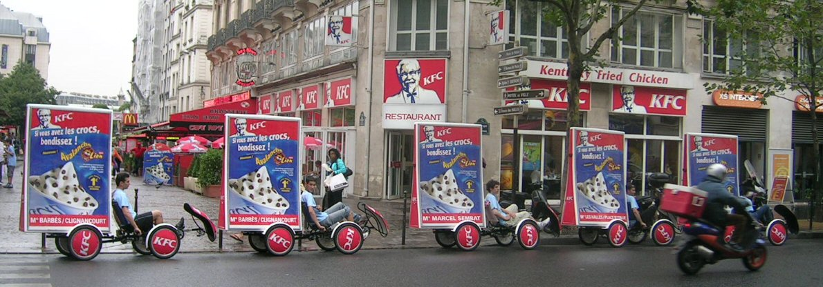 kfc promotional activities History kfc (formerly known as kentucky fried chicken) is a trademark  franchise of yum brands, inc, headquartered in louisville,.