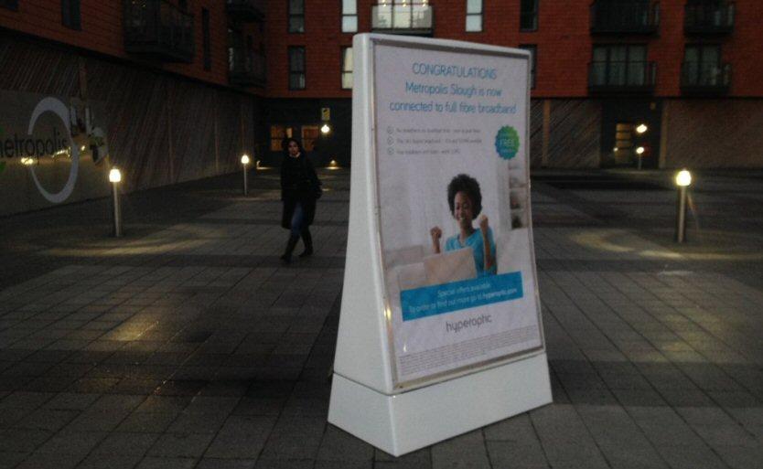 Ad pods, mobile billboards, temporary billboards, portable